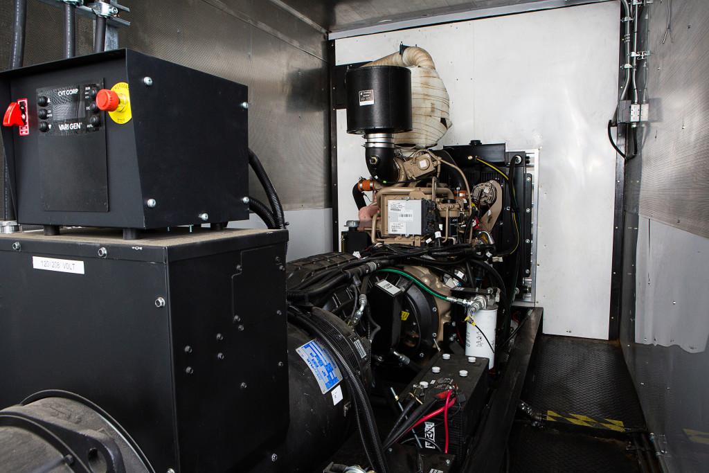 125kw Diesel